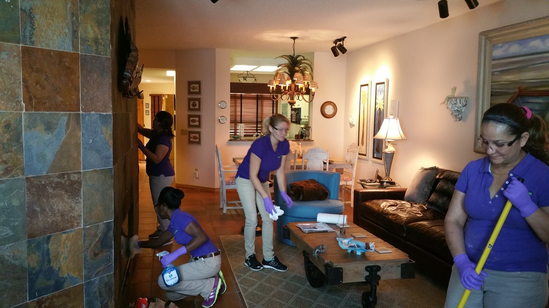 Move Out Cleaning Jacksonville Fl Deep Cleaning Services